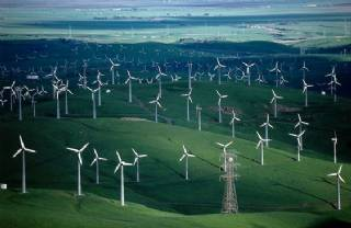 Experiencing Wind Farms In The Landscape