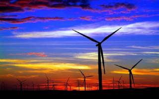 Planning Constraints For Wind Turbines