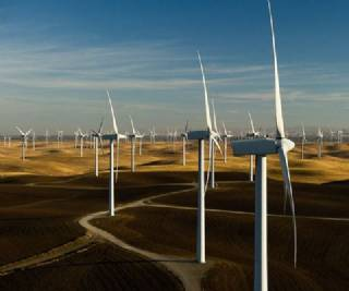 Wind farm siting and design in relation to landscape and visual characteristics