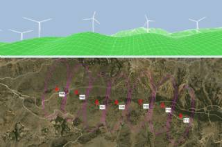 Wind farm Siting and Design